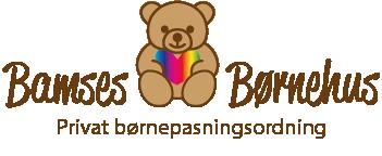 Bamses Børnehus Logo